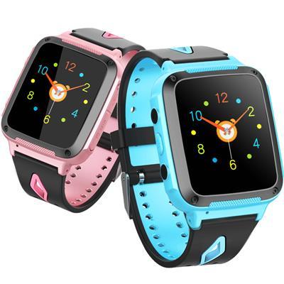 儿童电话手表智能定位电1版可防水可爱学生男孩女孩1跟踪