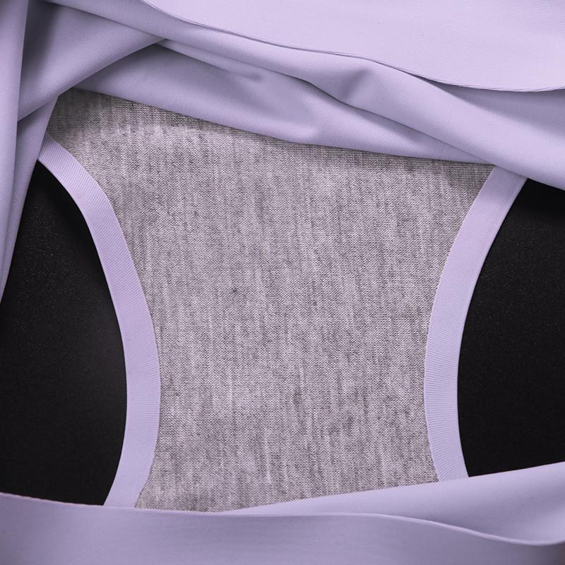 【2/3/4条装】冰丝内裤女无痕性感内裤一片式纯色中腰三角女内裤