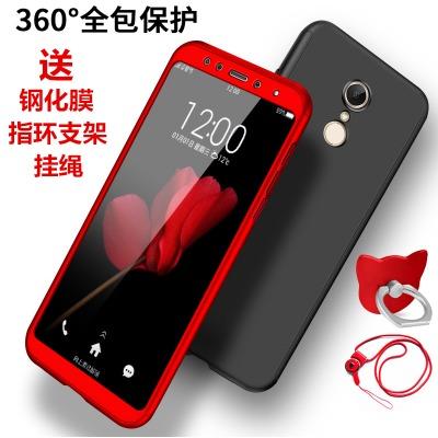红米5plus手机壳红米note8全包note5保护套k20磨砂防摔红米8a硬壳